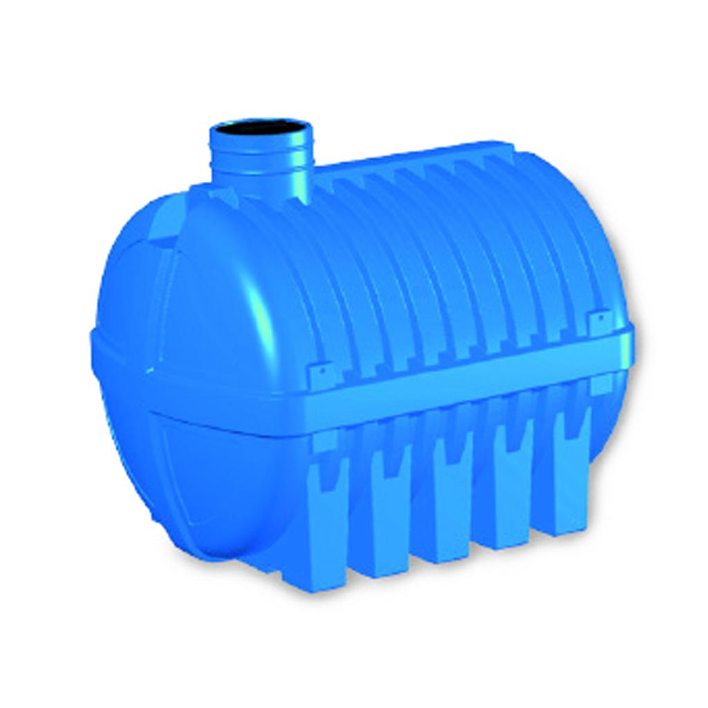 Dep sitos de agua para almacenamiento en superficie o for Depositos de plastico